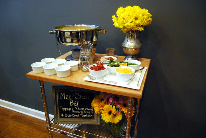 Mac And Cheese Bar | Catering Blog | Paramount Events